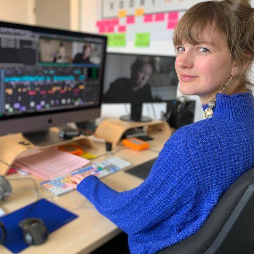editor in het belang van het kind de film